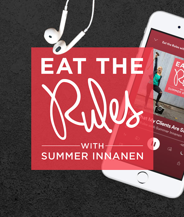 Eat the rules with Summer Innanen